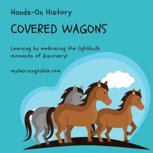 Hands-On History: Covered Wagons