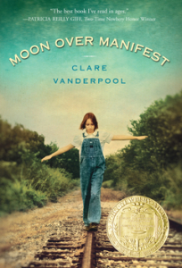 Summer Read-Along: Moon Over Manifest |mylearningtable.com