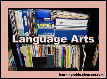 Language Arts: A Little of This, A Little of That @mylearningtable.com