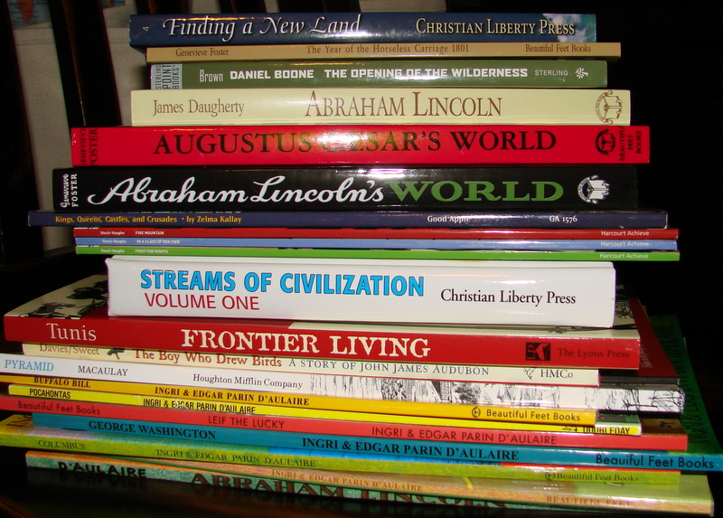 #homeschool #history mylearningtable.com