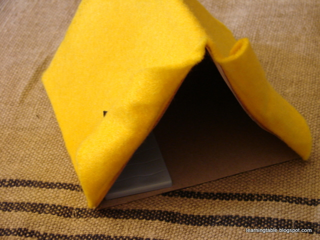 DIY Cereal Box Tents @mylearningtable.com