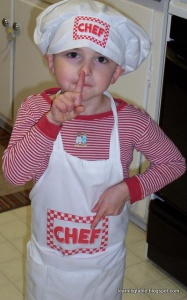 Kids Cook: Party Food