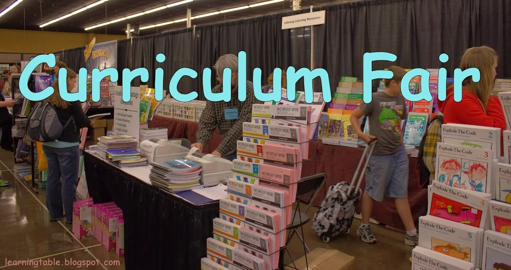 CURRICULUM FAIR: SCIENCE #homeschool #science mylearningtable.com