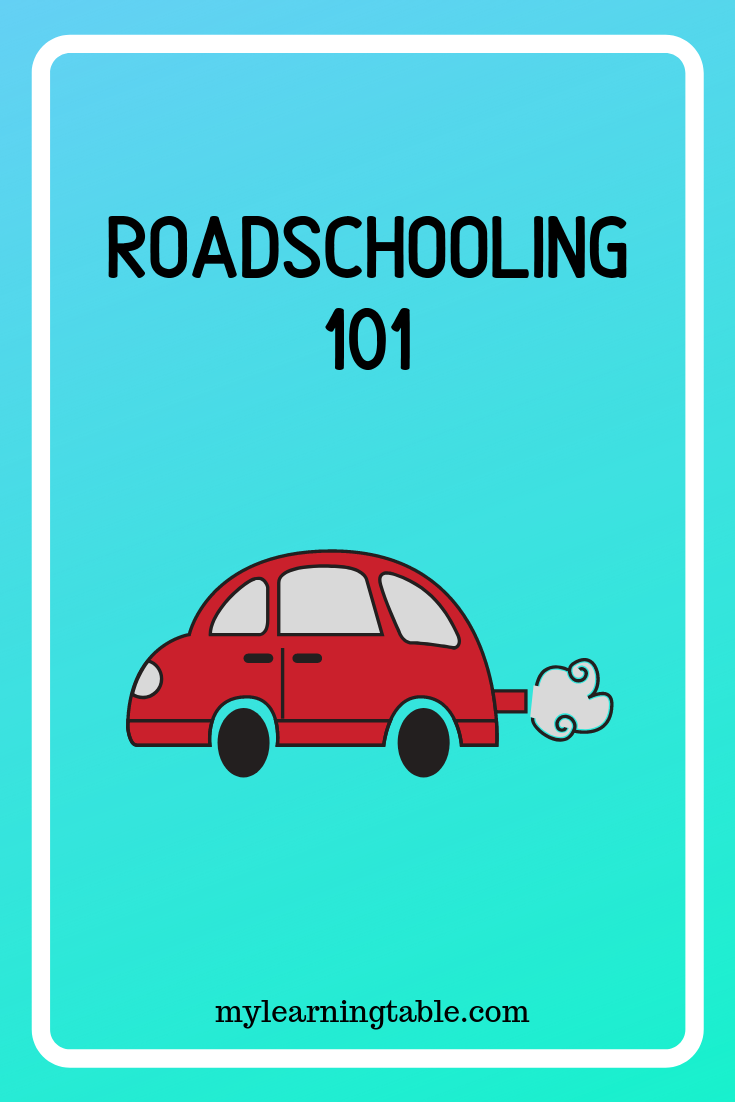 How can you make the most of your homeschool day when you have to be out-and-about? Here are some tips to get started with roadschooling.