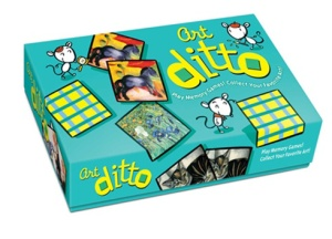 Learning Through Play:  Art Ditto