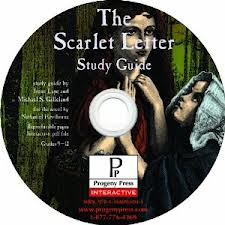 TEACHING LITERATURE: THE SCARLET LETTER #homeschool #literature mylearningtable.com