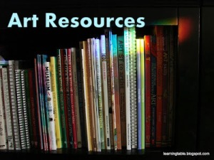 CURRICULUM FAIR: ART #homeschool #finearts mylearningtable.com