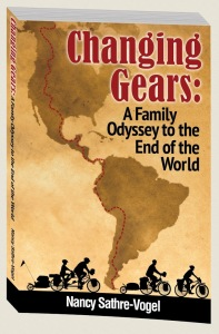 CHANGING GEARS: A FAMILY ODYSSEY TO THE END OF THE WORLD mylearningtable.com