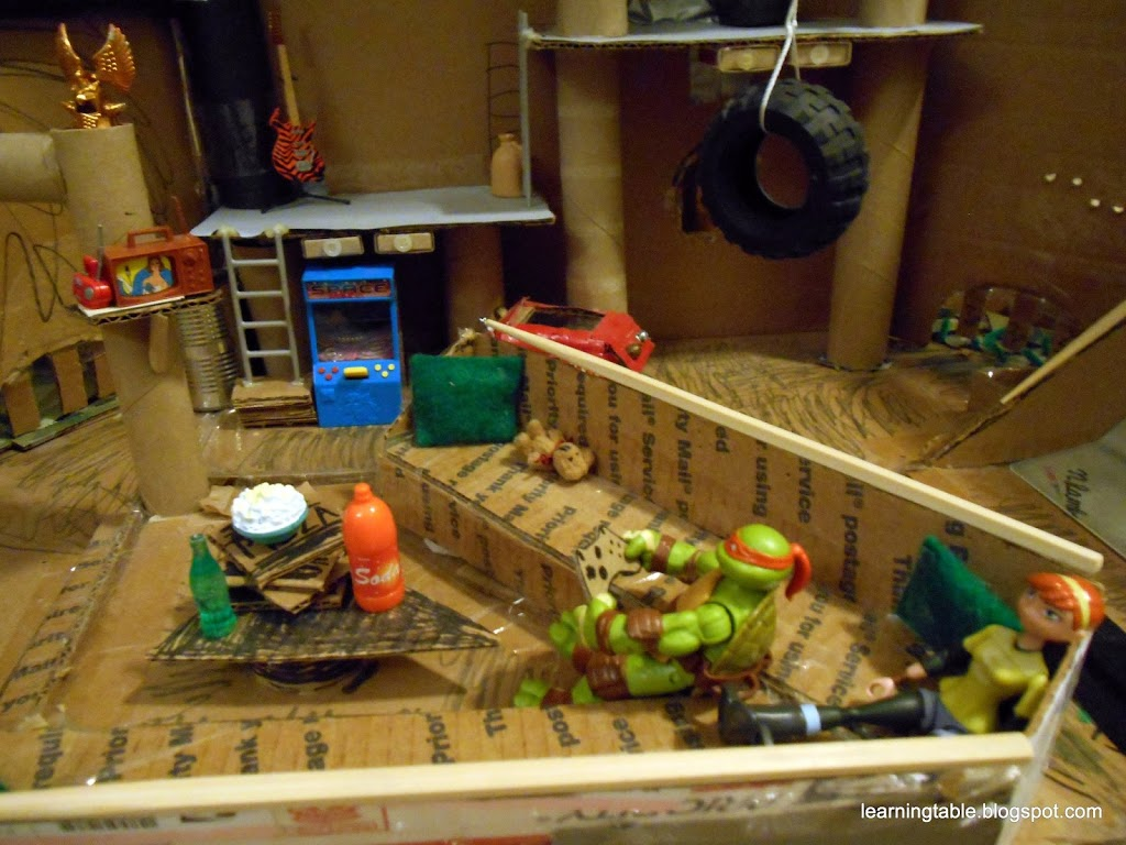 Diy Teenage Mutant Ninja Turtles Secret Sewer Lair Update
