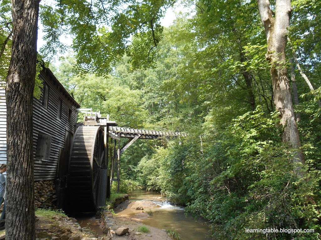 Hagood Mill Field Trip @mylearningtable.com