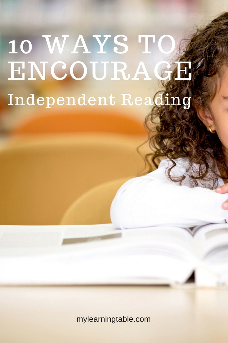 Tips for getting young readers excited about reading. Ideas for elementary homeschool teachers.