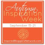 Autumn Inspiration Week @mylearningtable.com