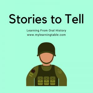 Oral history give students the opportunity to hear personal stories from living people and go beyond the who, what, why, when, and where.