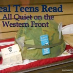 Real Teens Read All Quiet on the Western Front @mylearningtable.com