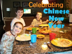 Cooking with Kids for Chinese New Year