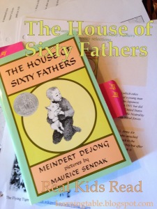 Real Kids Read: The House of Sixty Fathers