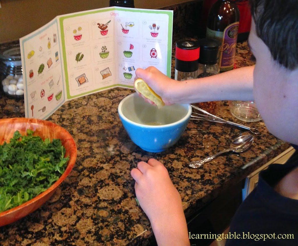 #kids #cooking @mylearningtable.com