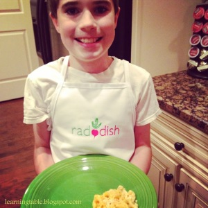 Cooking With Kids: Raddish