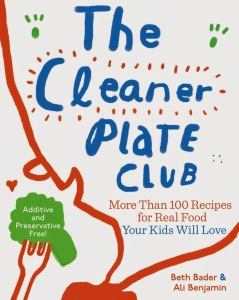 Kids Cook: The Cleaner Plate Club