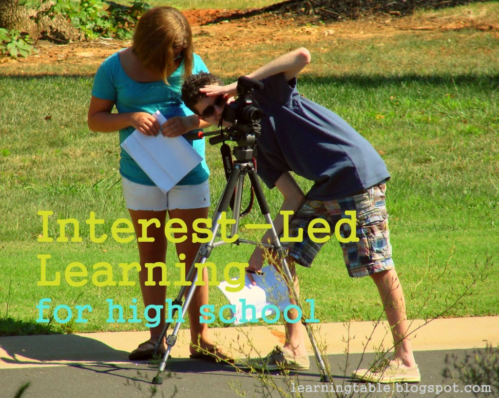 #filmmaking for #teens @mylearningtable.com