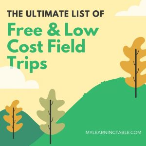 The Ultimate List of Free & Low Cost Field Trips