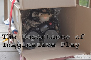 The Importance of Imaginative Play