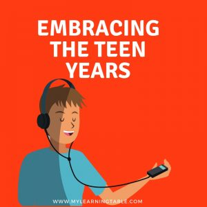 Embracing the Teen Years