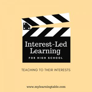 Interest Led Learning for High School