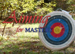 Aiming for Mastery