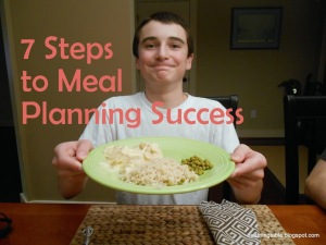 #meal #planning @mylearningtable.com