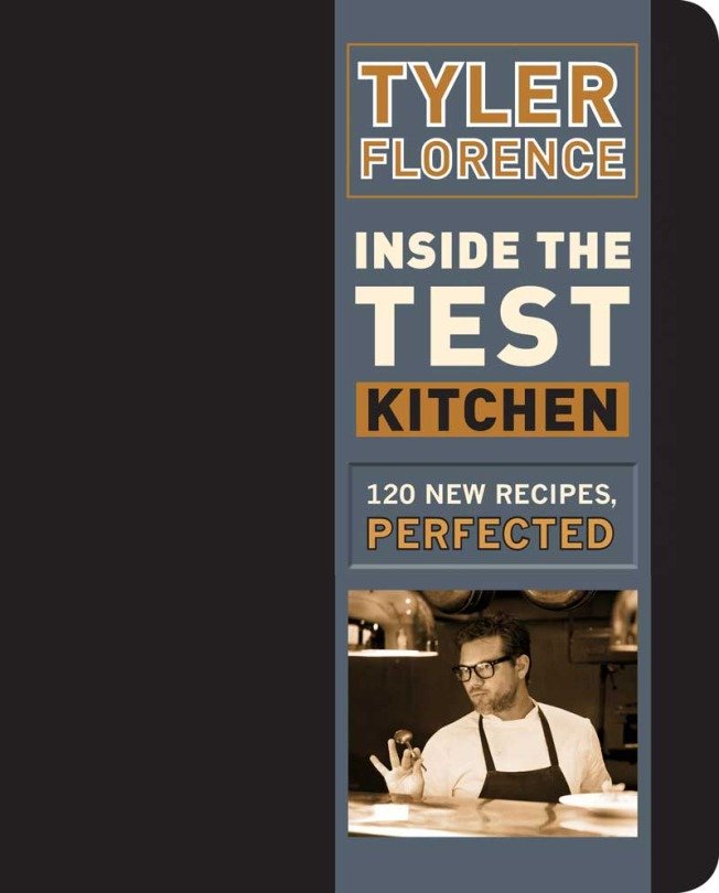 "Although you might not think of this as a kid's cookbook, because my son is really passionate about cooking, Inside the Test Kitchen is right up his alley. Tyler even says that his kids often help out in his test kitchen, and he advises that ""there are no bad ideas."" I need to be more confident in my cooking, and I'm so happy that my son is already confident in his at such a young age; he's not afraid to experiment."