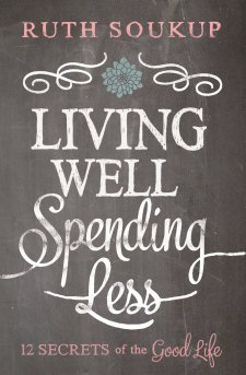 Living Well, Spending Less @mylearningtable.com