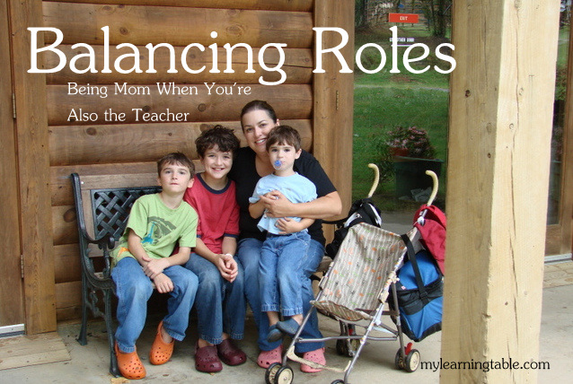 Balancing Roles @mylearningtable.com