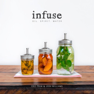 INFUSE #cooking mylearningtable.com
