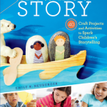SHOW ME A STORY #handsonlearning #languagearts mylearningtable.com