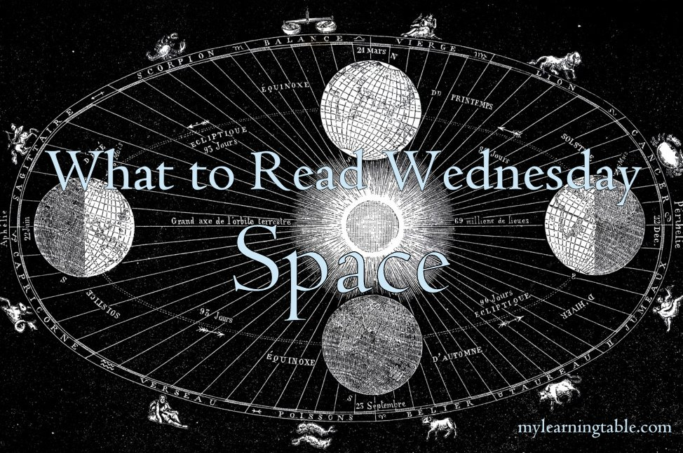 What to Read Link Up: Space mylearningtable.com