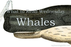 What to Read Link Up: Whales mylearningtable.com