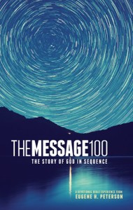 The Message 100 mylearningtable.com