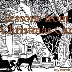 Lessons from A Christmas Carol mylearningtable.com