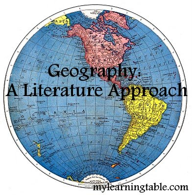 Geography: A Literature Approach mylearningtable.com