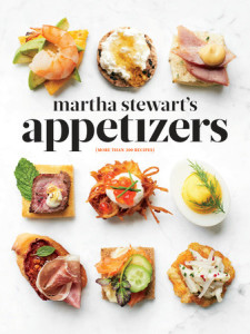 Martha Stewart's Appetizers mylearningtable.com