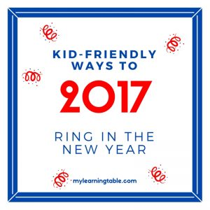 17 Kid-Friendly Ways to Ring in the New Year