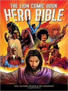 The Lion Comic Book Hero Bible mylearningtable.com