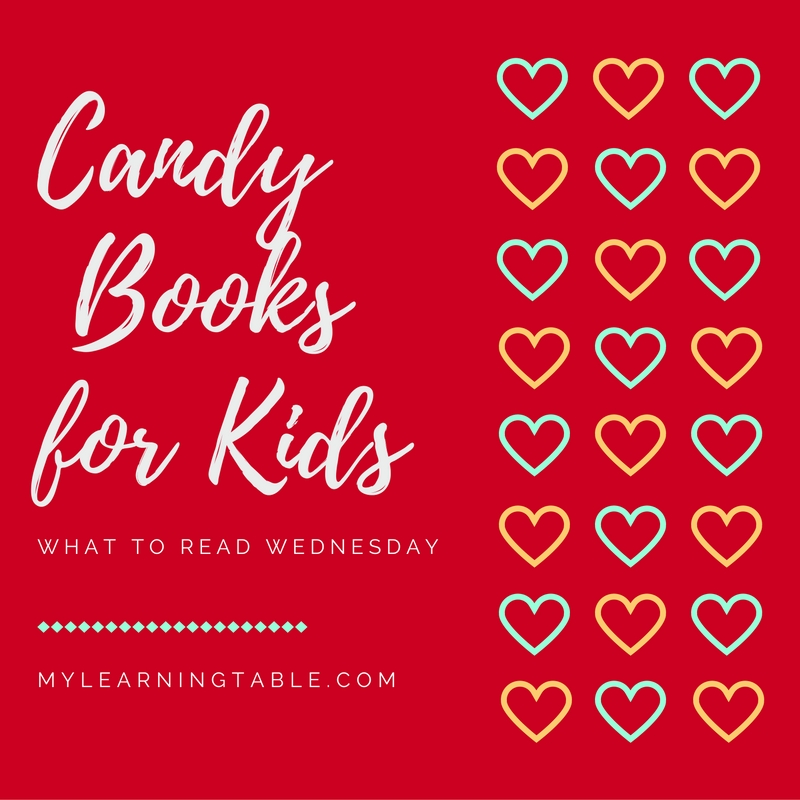 Candy Books for Kids mylearningtable.com