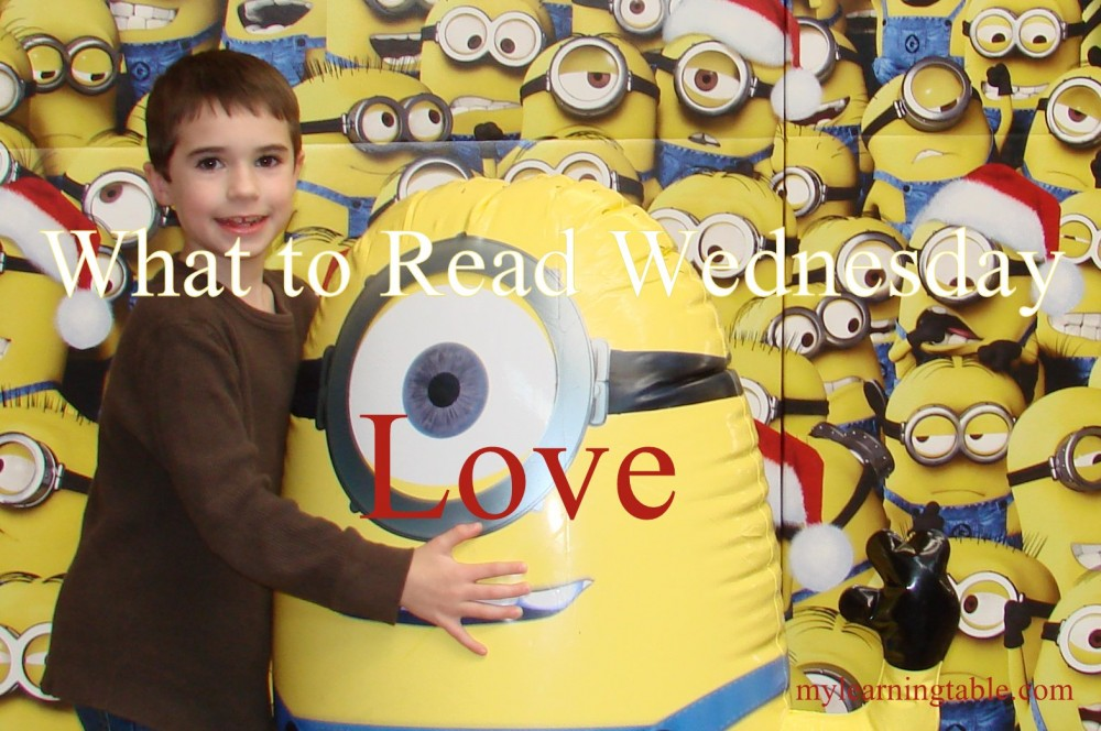 What to Read Link Up: Love mylearningtable.com