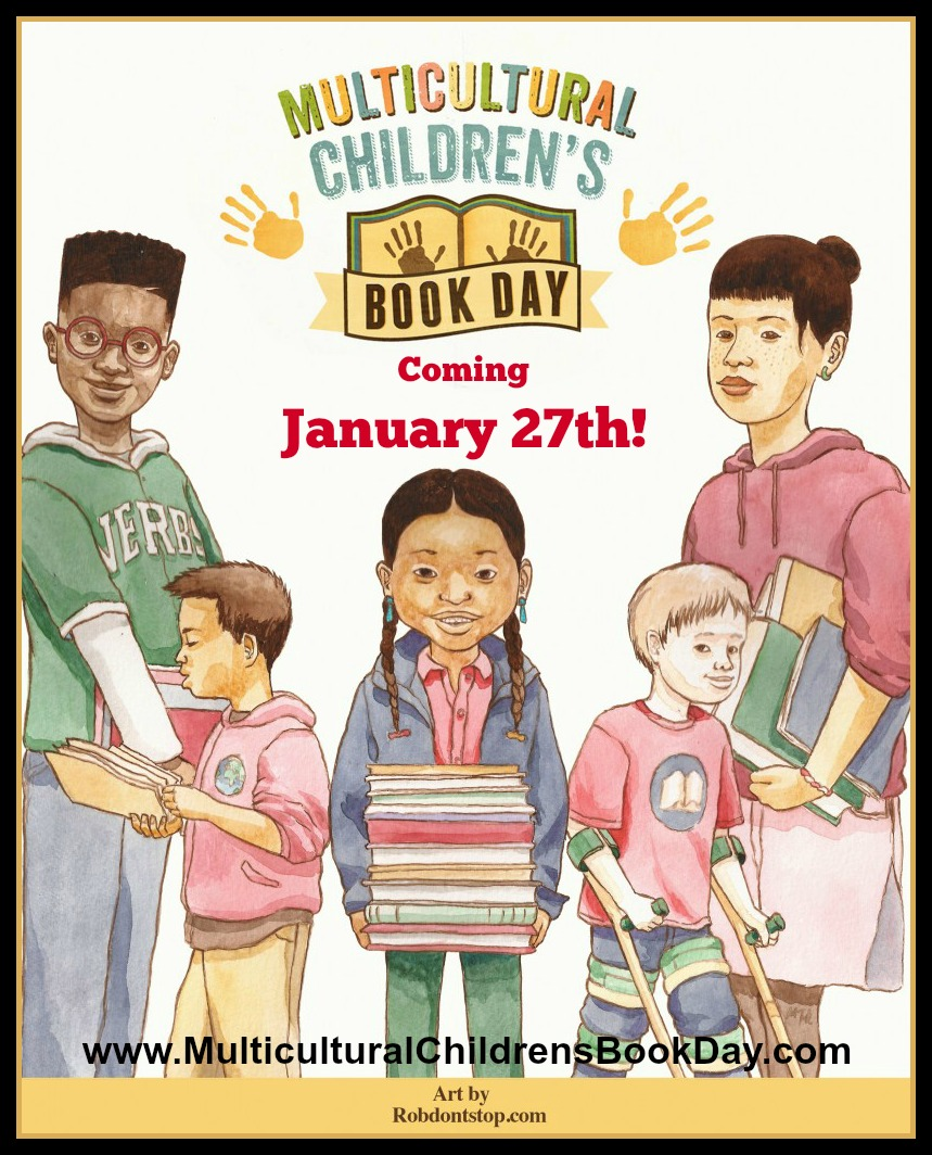 Multicultural Children's Book Day mylearningtable.com