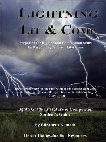 Because my son loves literature and writing, Lightning Literature is a good fit for him and his learning style. The course readings are challenging, and there is heavy emphasis on writing. This is not a fill-in-the-blank course, and students are asked not only to comprehend the course readings, but also to analyze, research, and think.