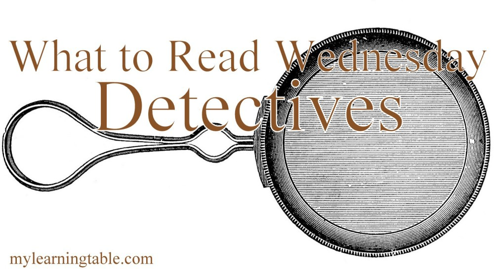 What to Read Link Up: Detectives