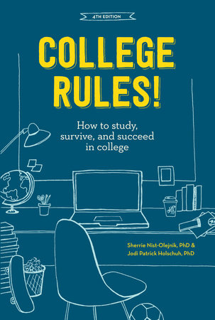 This practical guide is written primarily to the new college student, but there are tons of helps that will benefit students in any year of college, as well as special sidebars addressed to adult students returning to the classroom later in life. The candid style of this guide makes it fun to read, and the personal stories in the 'Sad but True' sections provide examples that reinforce the points the authors make in each chapter.