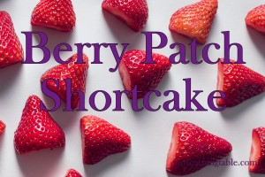 Berry Patch Shortcake & Paypal Cash Giveaway!